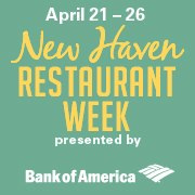 New Haven Restaurant Week 2013
