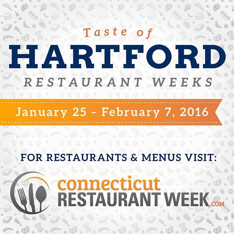 Taste of Hartford Winter Restaurant Weeks are here! Nearly 30hellip