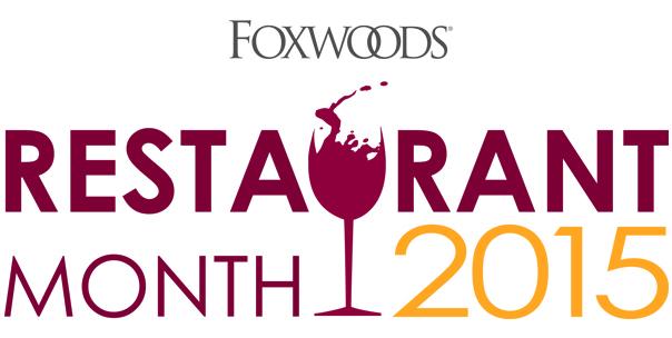 Foxwoods Restaurant Month