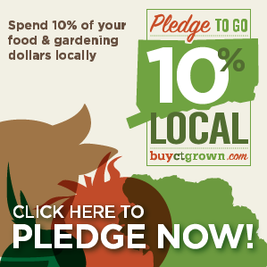BuyCTGrown Pledge to go 10% local