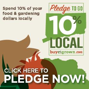 BuyCTGrown Pledge to go 10% local