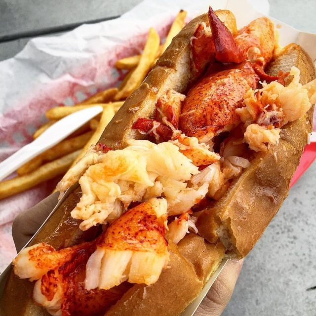 Happy National Lobster Day! Check out the hot lobster rollhellip