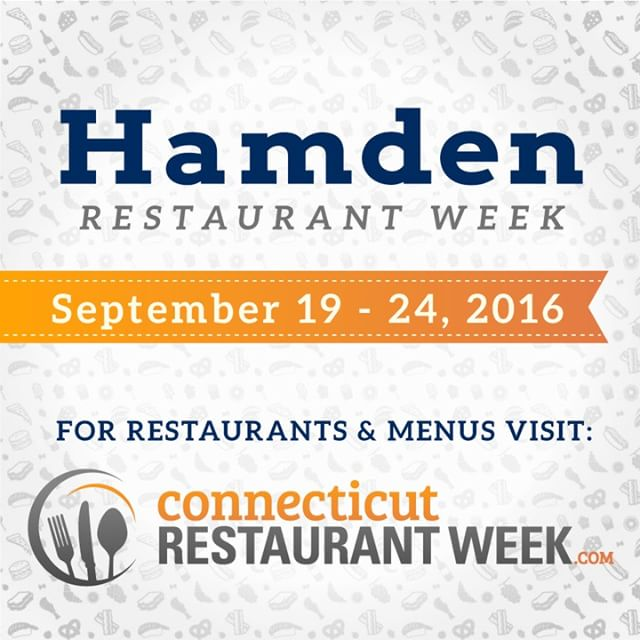 Hamden Restaurant Week is here! Nearly 20 Hamden restaurants arehellip
