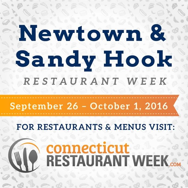 Newtown amp Sandy Hook Restaurant Week is here! Over 20hellip