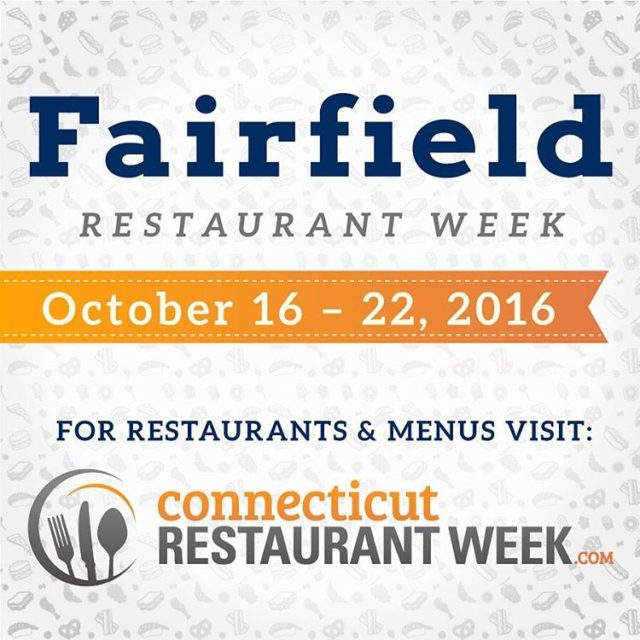 Fairfield Restaurant Week is here! Over 35 participating restaurants arehellip