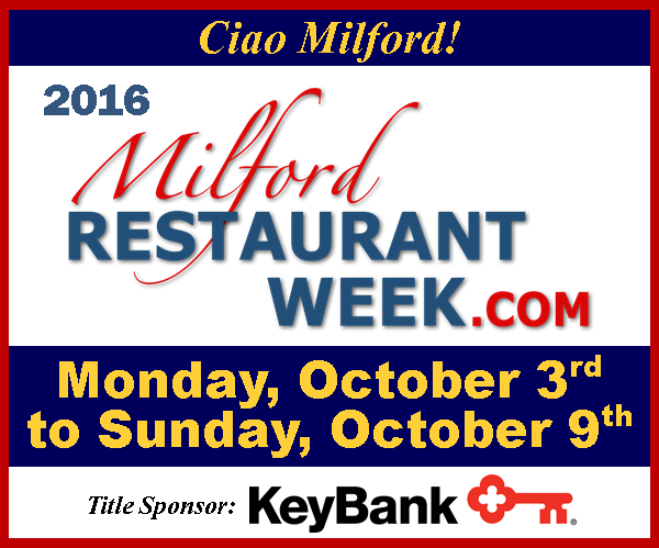 Milford Restaurant Week