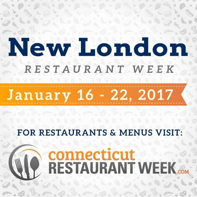 New London Restaurant Week kicks off today! Participating restaurants arehellip