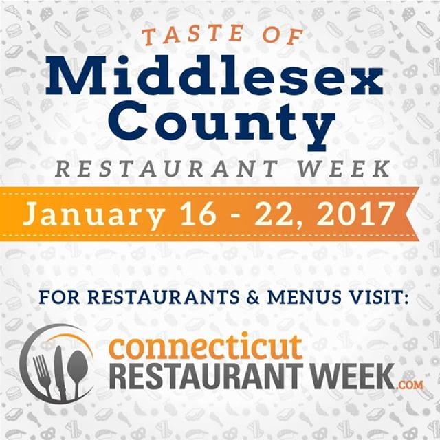 Taste of Middlesex County Restaurant Week is here! Over 20hellip