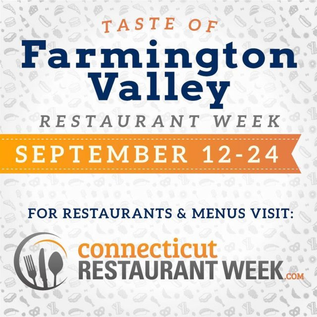 Taste of Farmington Valley Restaurant Weeks are here! Participating restaurantshellip
