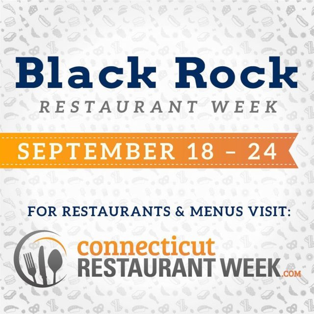 Black Rock Restaurant Week kicks off today! Participating restaurants arehellip