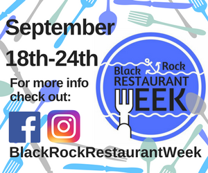 Black Rock Restaurant Week 2017