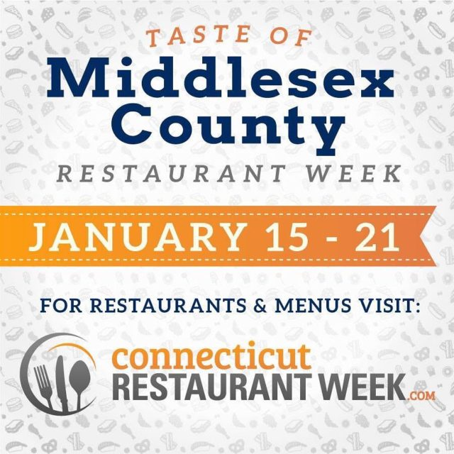 Taste of Middlesex County Restaurant Week is here! 25 Participatinghellip