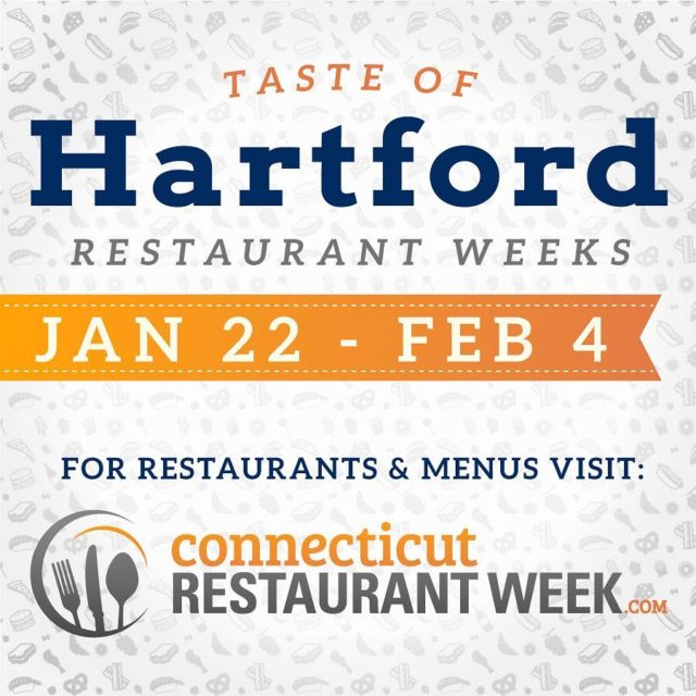 Taste of Hartford Winter Restaurant Weeks are here! Participating restaurantshellip