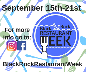 Black Rock Restaurant Week 2019