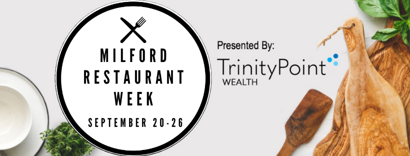 Milford Restaurant Week 2020