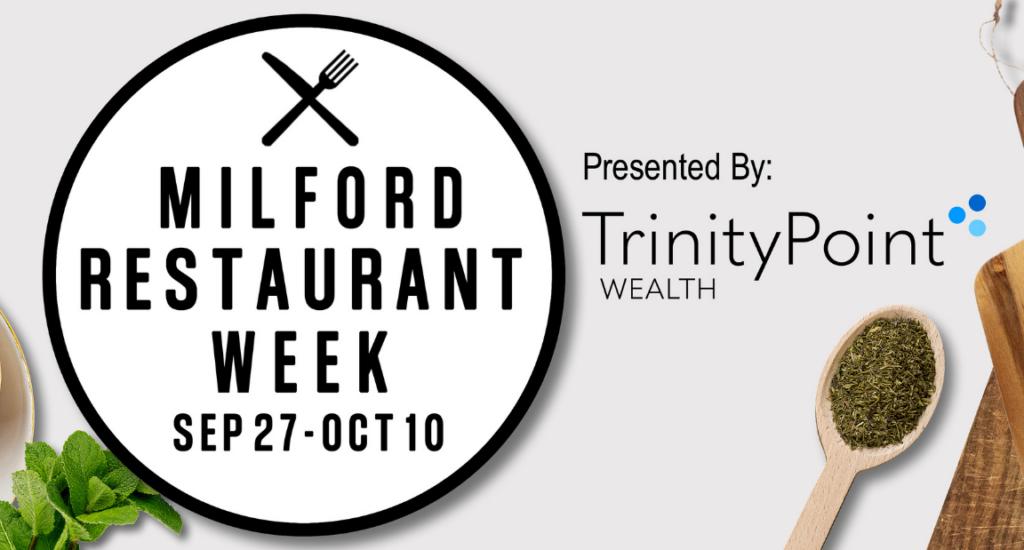 Milford Restaurant Week 2021